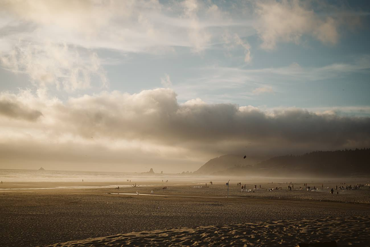 Cannon Beach, Traveling around route 101 - oregon coast travel guide - travel oregon