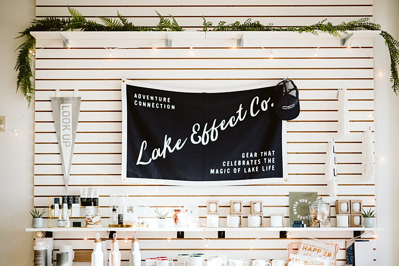 Branding Photography in Milwaukee Wisconsin, Lake Lover Shop in Pewaukee Wisconsin, Commercial Photographer in Wisconsin