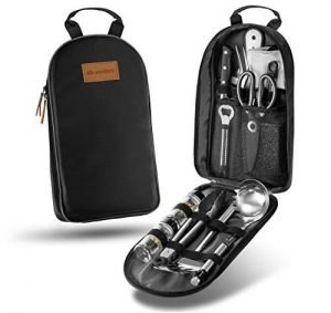 Camp kitchen, Holiday gift guide for outdoor lovers, christmas gifts for outdoor lovers