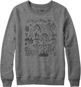 amazing sweatshirts, Holiday gift guide for outdoor lovers, christmas gifts for outdoor lovers