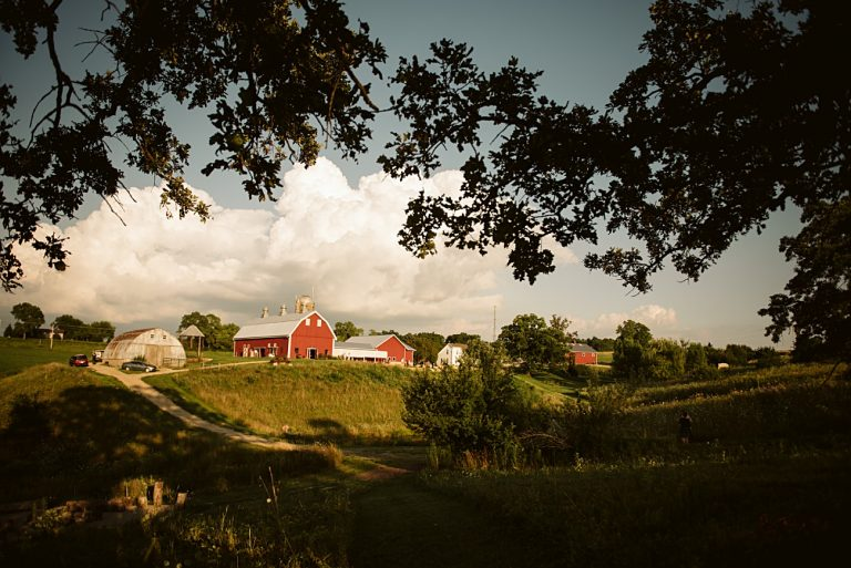 White Oak Savannah Wedding Venue, Barn Venues in Wisconsin, Natural Intuition Photography