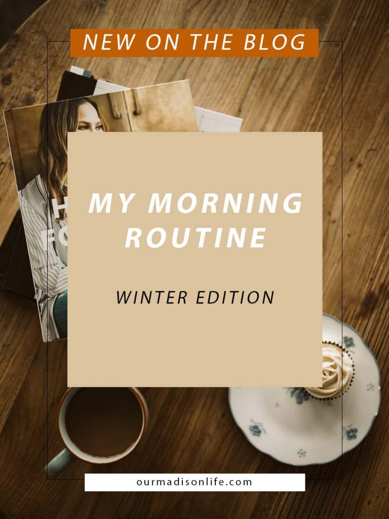How to start your mornings off right, The best morning routine for productivity, Photographers Life, Our Madison Life,