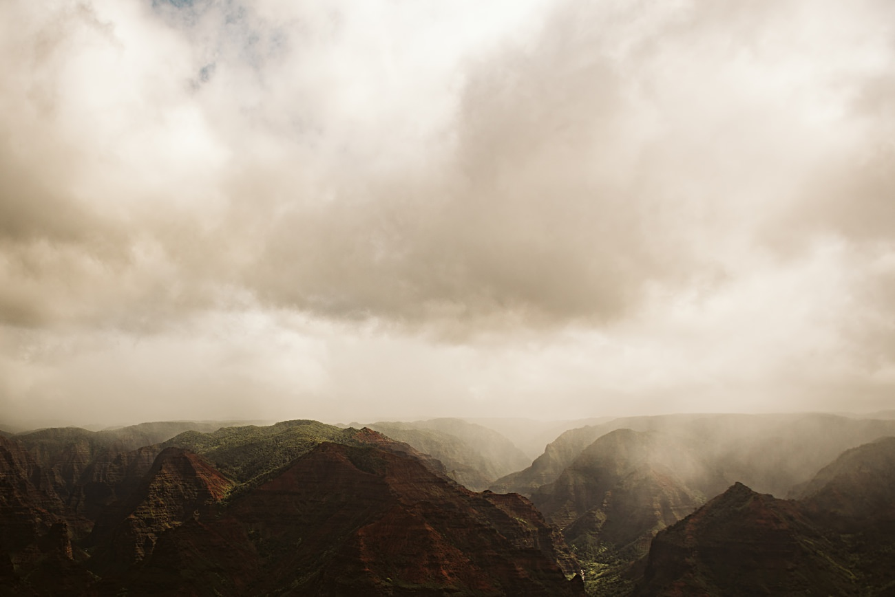 Waimea Canyon State Park, best camping in kauai, camping in hawaii, car camping hawaii, beach camping, van life - Our Madison LIfe (c) Natural Intuition Photography